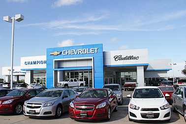 Autonation Chevy Corpus Christi >> Champion Chevrolet Cadillac Corpus